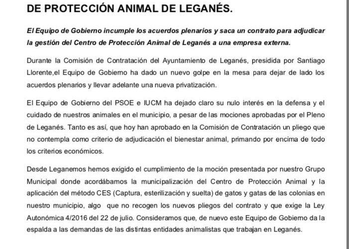Nota Prensa CPI