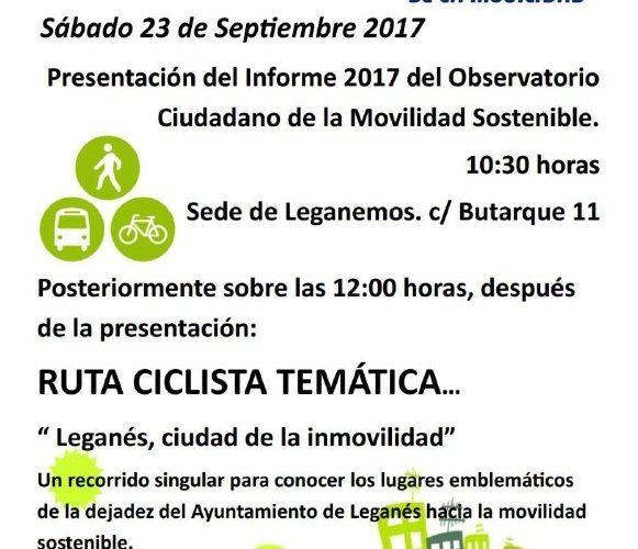 Informe Movilidad 2017